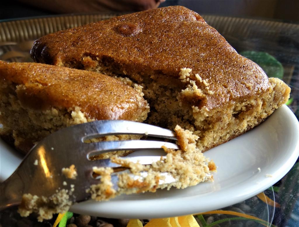 bolo de mel - Museu do Açúcar e Doce