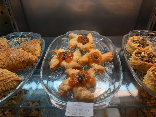 doce árabe - Museu do Açúcar e Doce