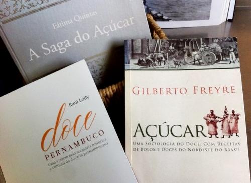 Livros Açúcar por Eduardo Gazal, Museu do Açúcar e Doce